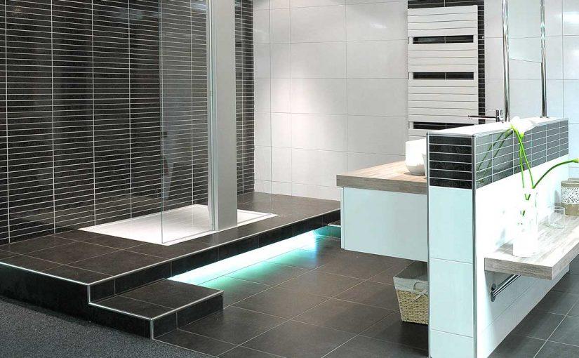 Eigentijdse trends in de badkamer